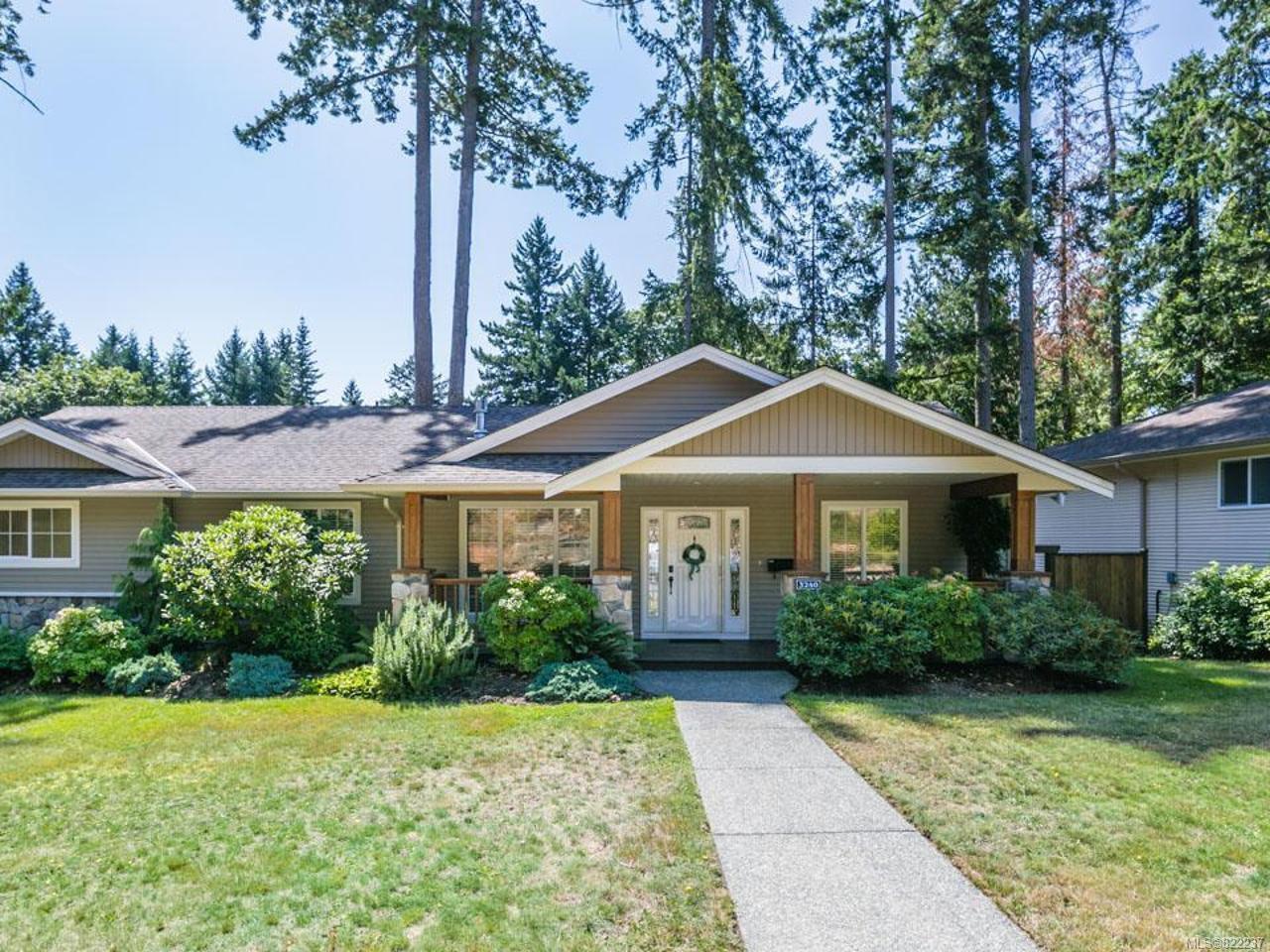Main Photo: 3240 Granite Park Rd in NANAIMO: Na Departure Bay House for sale (Nanaimo)  : MLS®# 822237