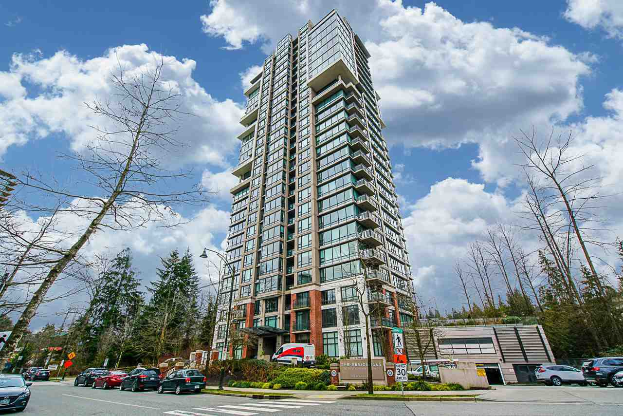 """Main Photo: 306 301 CAPILANO Road in Port Moody: Port Moody Centre Condo for sale in """"THE RESIDENCES"""" : MLS®# R2438705"""
