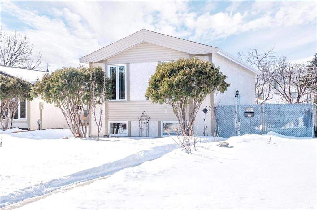 Main Photo: 312 Le Maire Street in Winnipeg: Grandmont Park Residential for sale (1Q)  : MLS®# 202005884
