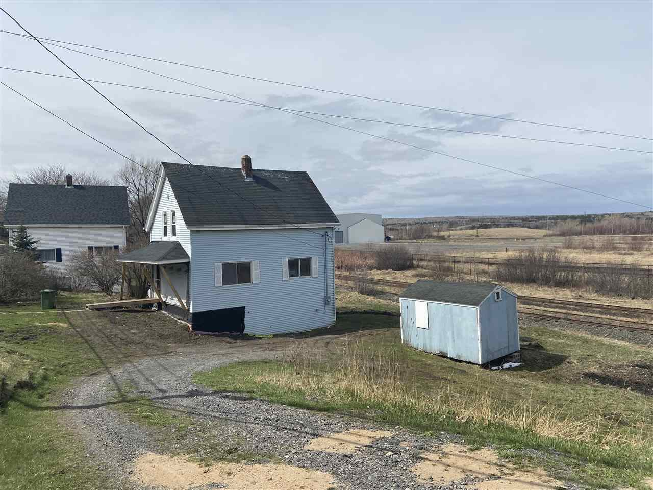 Main Photo: 185 Main Street in Trenton: 107-Trenton,Westville,Pictou Residential for sale (Northern Region)  : MLS®# 202006998