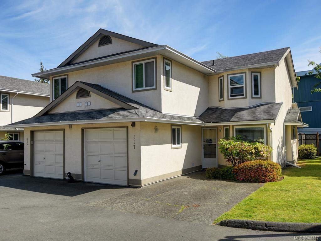 Main Photo: 117 2723 Jacklin Rd in Langford: La Langford Proper Row/Townhouse for sale : MLS®# 842337