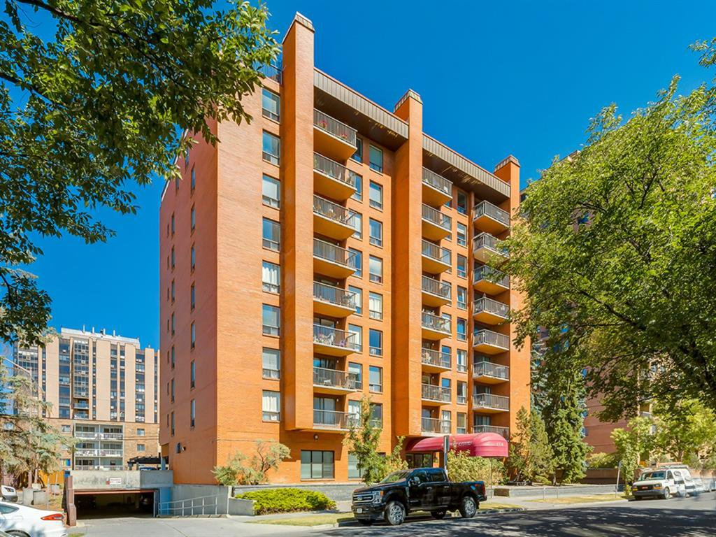 Main Photo: 601 1334 14 Avenue SW in Calgary: Beltline Apartment for sale : MLS®# A1027671