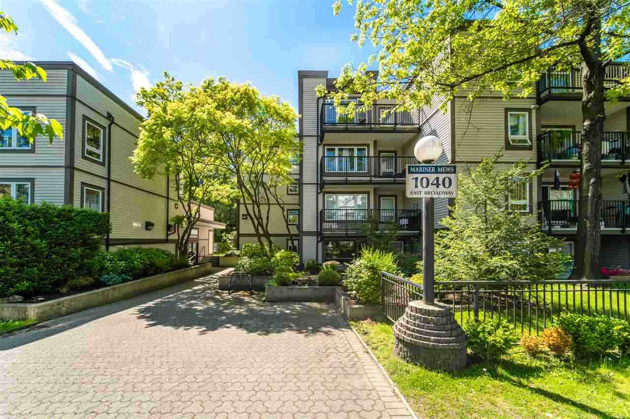 "Main Photo: 311 1040 E BROADWAY in Vancouver: Mount Pleasant VE Condo for sale in ""Mariner Mews"" (Vancouver East)  : MLS®# R2504860"