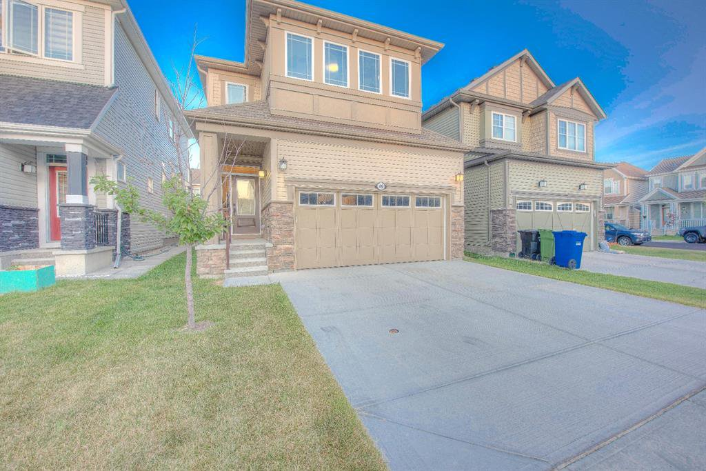 Main Photo: 49 CITYSCAPE Mount NE in Calgary: Cityscape Detached for sale : MLS®# A1035556
