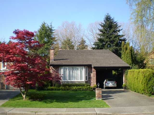 Main Photo: 9231 PARKSVILLE Drive in Richmond: Boyd Park House for sale : MLS®# V824422