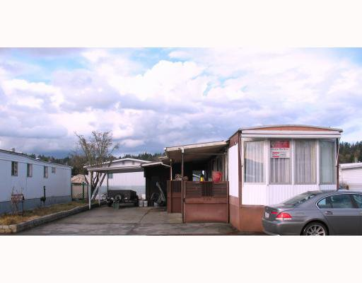 "Main Photo: 304 201 CAYER Street in Coquitlam: Maillardville Manufactured Home for sale in ""WILDWOOD PARK"" : MLS®# V754184"