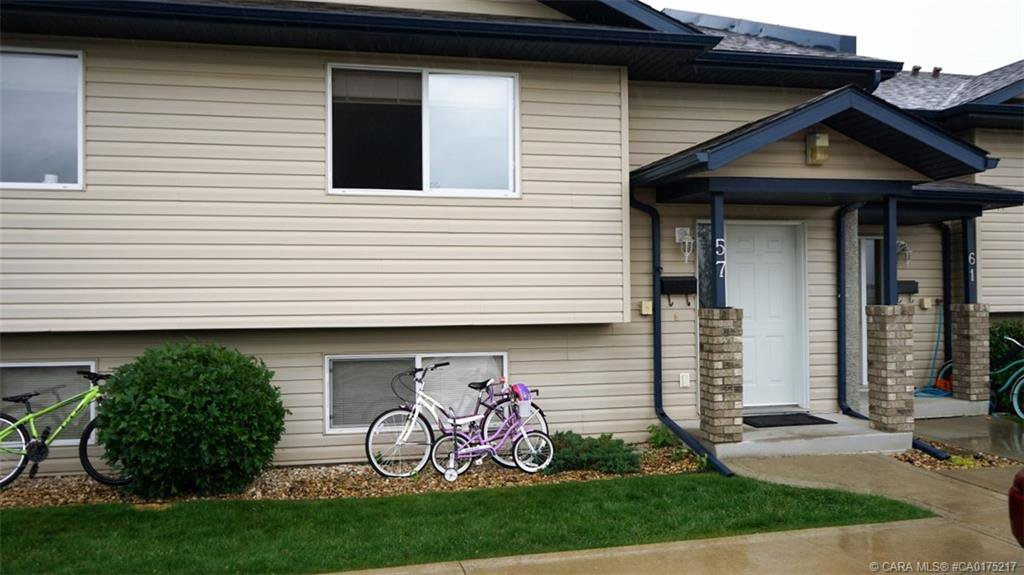 Main Photo: 57 Leung Place in Blackfalds: BS Laurel Residential Condo for sale : MLS®# CA0175217