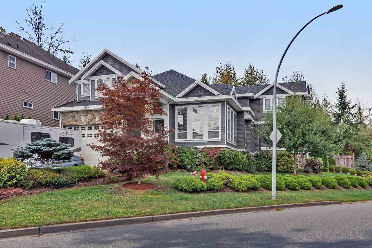 Main Photo: 17699 101A Avenue in Surrey: Fraser Heights House for sale (North Surrey)  : MLS®# R2417966