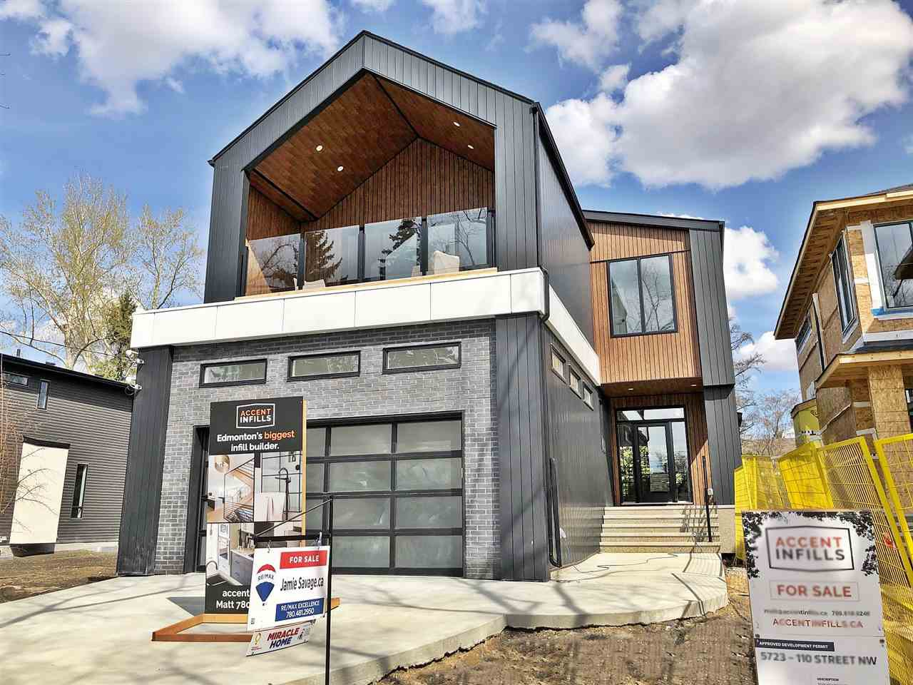 Main Photo: 5723 110 Street in Edmonton: Zone 15 House for sale : MLS®# E4188445
