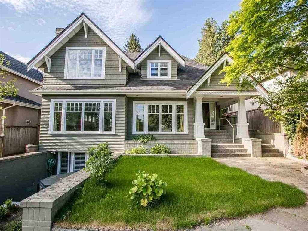 Main Photo: 3861 W 39TH Avenue in Vancouver: Dunbar House for sale (Vancouver West)  : MLS®# R2447314