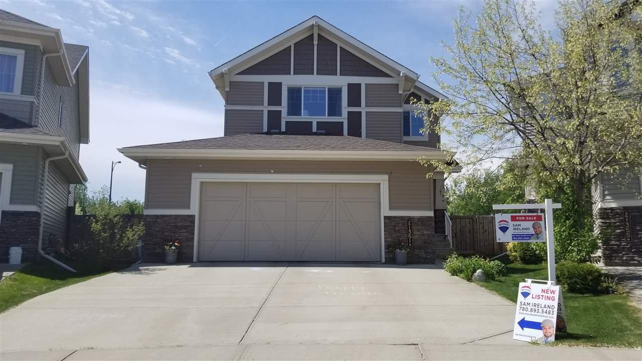 Main Photo: 21351 51 Avenue in Edmonton: Zone 58 House for sale : MLS®# E4203328