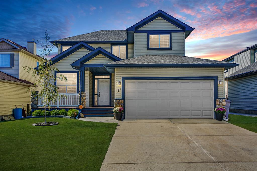 Main Photo: 181 West Creek Pond: Chestermere Detached for sale : MLS®# A1032317