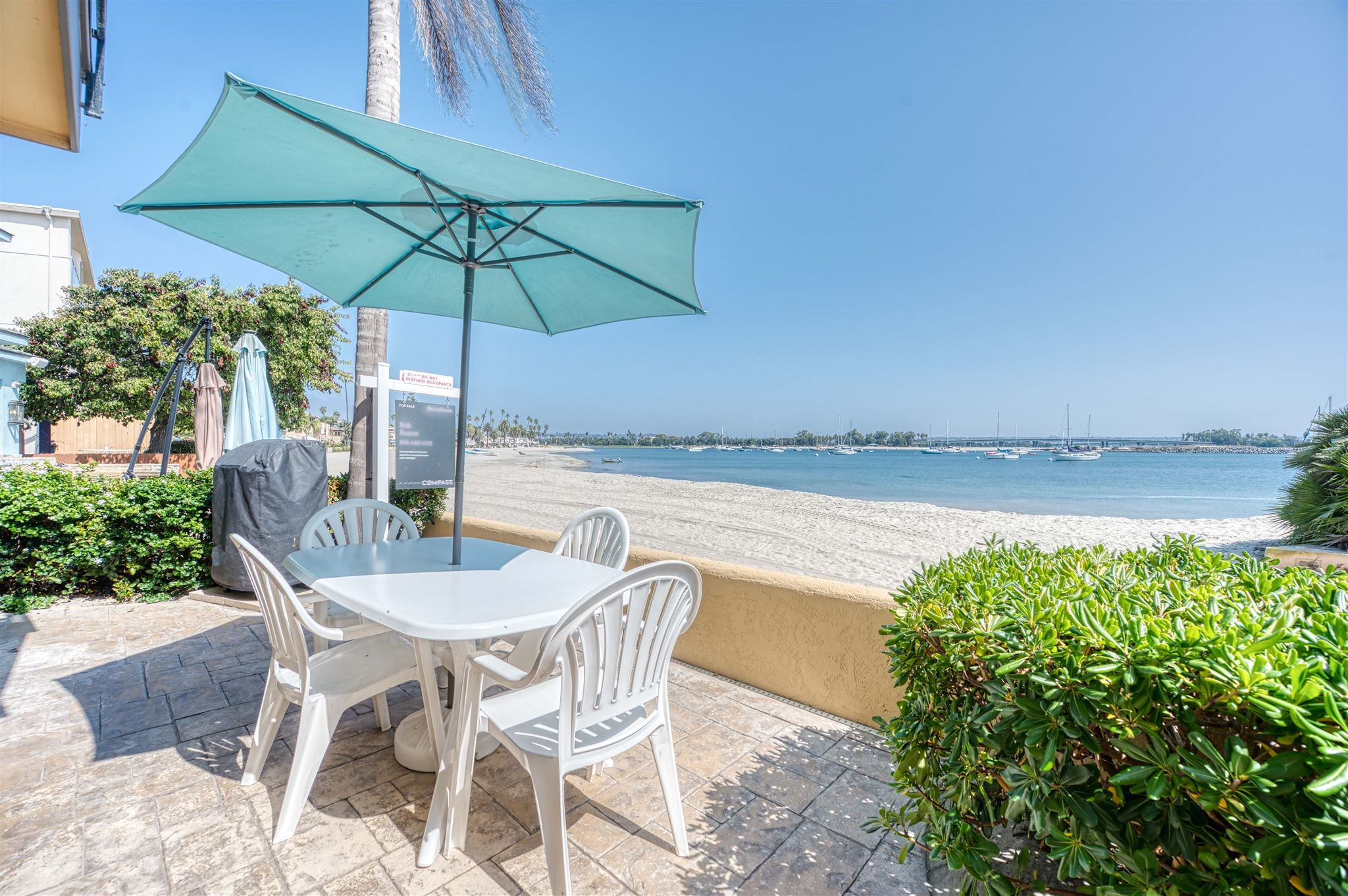 Main Photo: MISSION BEACH Condo for sale : 2 bedrooms : 2808 Bayside Walk #A in San Diego