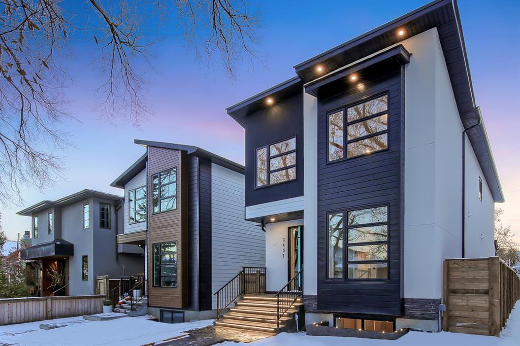 Main Photo: 2431 26A Street SW in Calgary: Killarney/Glengarry Detached for sale : MLS®# A1045092