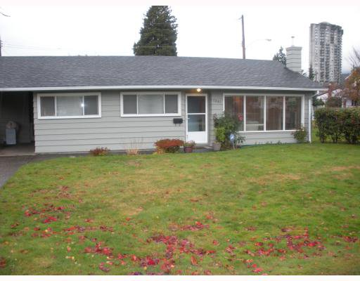 """Main Photo: 1397 COTTONWOOD in North Vancouver: Norgate House for sale in """"NORGATE"""" : MLS®# V797240"""