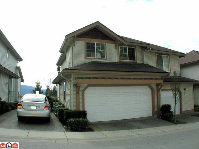 """Main Photo: 20 35287 OLD YALE Road in Abbotsford: Abbotsford East Townhouse for sale in """"THE FALLS"""" : MLS®# F1007173"""