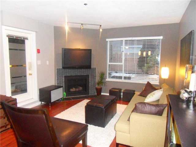Main Photo: 104 863 W 16TH Avenue in Vancouver: Fairview VW Condo for sale (Vancouver West)  : MLS®# V863405