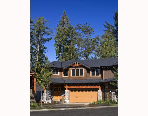 "Main Photo: 58 24185 106B Avenue in Maple_Ridge: Albion Townhouse for sale in ""TRAILS EDGE"" (Maple Ridge)  : MLS®# V737407"