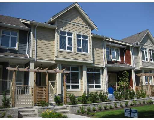 Main Photo: 1007 E 20 Avenue in Vancouver: Fraser VE Townhouse for sale (Vancouver East)  : MLS®# V772995