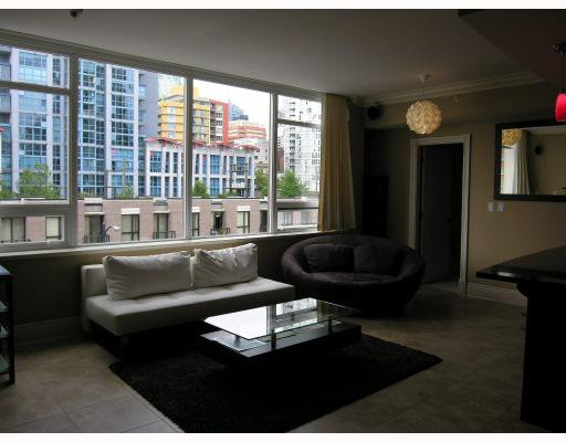 """Photo 4: Photos: 602 1280 RICHARDS Street in Vancouver: Downtown VW Condo for sale in """"THE GRACE RESIDENCES"""" (Vancouver West)  : MLS®# V776467"""
