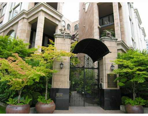 """Photo 2: Photos: 602 1280 RICHARDS Street in Vancouver: Downtown VW Condo for sale in """"THE GRACE RESIDENCES"""" (Vancouver West)  : MLS®# V776467"""