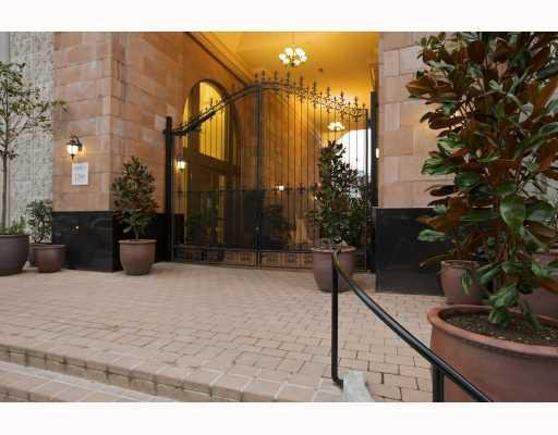 """Photo 3: Photos: 602 1280 RICHARDS Street in Vancouver: Downtown VW Condo for sale in """"THE GRACE RESIDENCES"""" (Vancouver West)  : MLS®# V776467"""