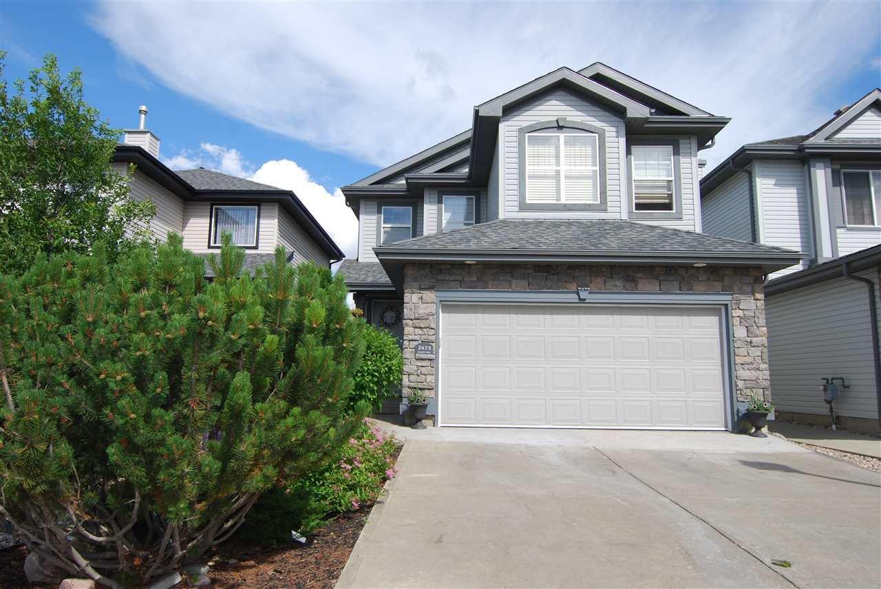 Main Photo: 2473 HAGEN Way in Edmonton: Zone 14 House for sale : MLS®# E4166972