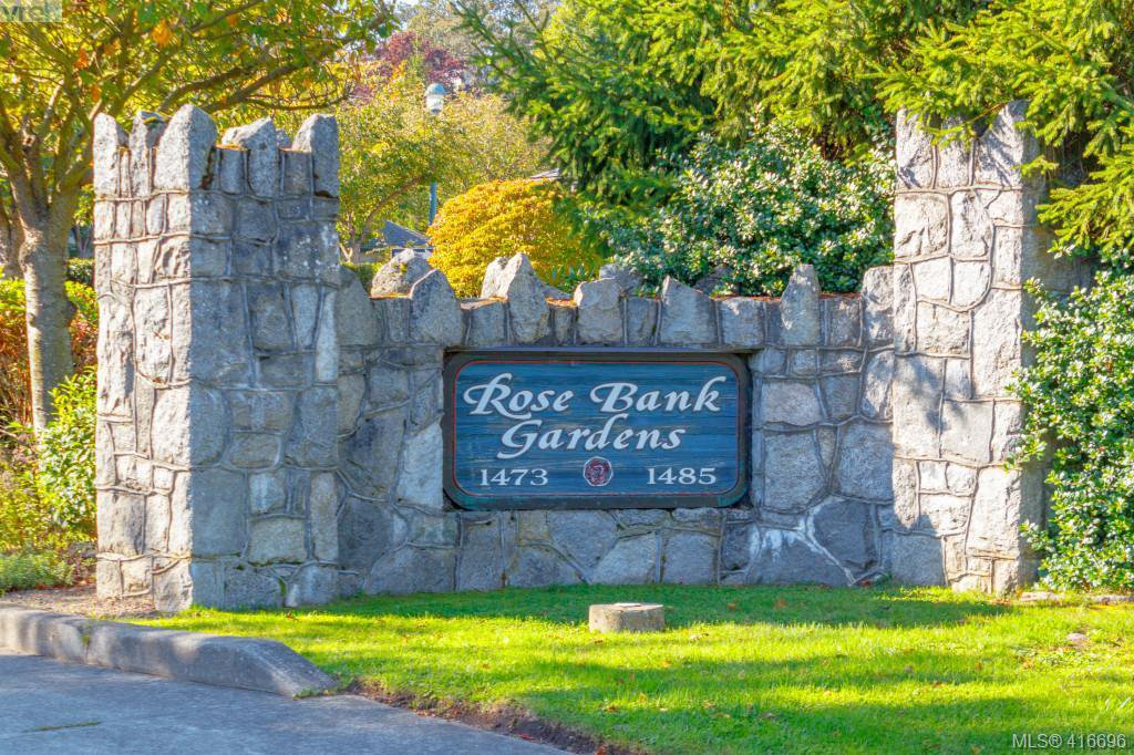 Main Photo: 116 1485 Garnet Rd in VICTORIA: SE Cedar Hill Condo for sale (Saanich East)  : MLS®# 826615