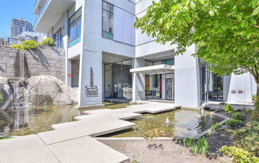 "Main Photo: 1205 1178 HEFFLEY Crescent in Coquitlam: North Coquitlam Condo for sale in ""Obelisk"" : MLS®# R2412645"