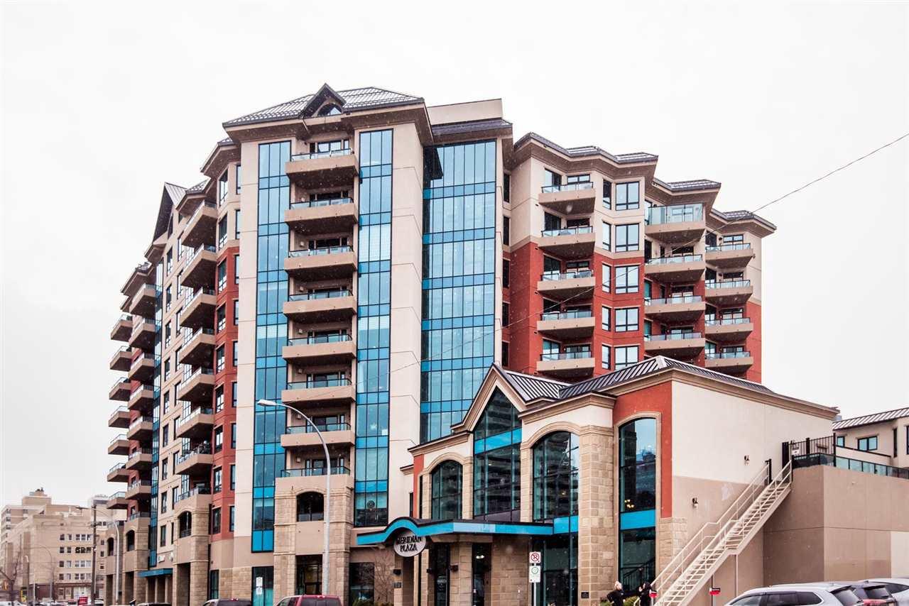 Main Photo: 406 10142 111 Street in Edmonton: Zone 12 Condo for sale : MLS®# E4177572