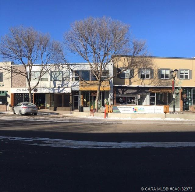 Main Photo: 4924 50 Street in Red Deer: RR Downtown Red Deer Commercial for sale : MLS®# CA0182973
