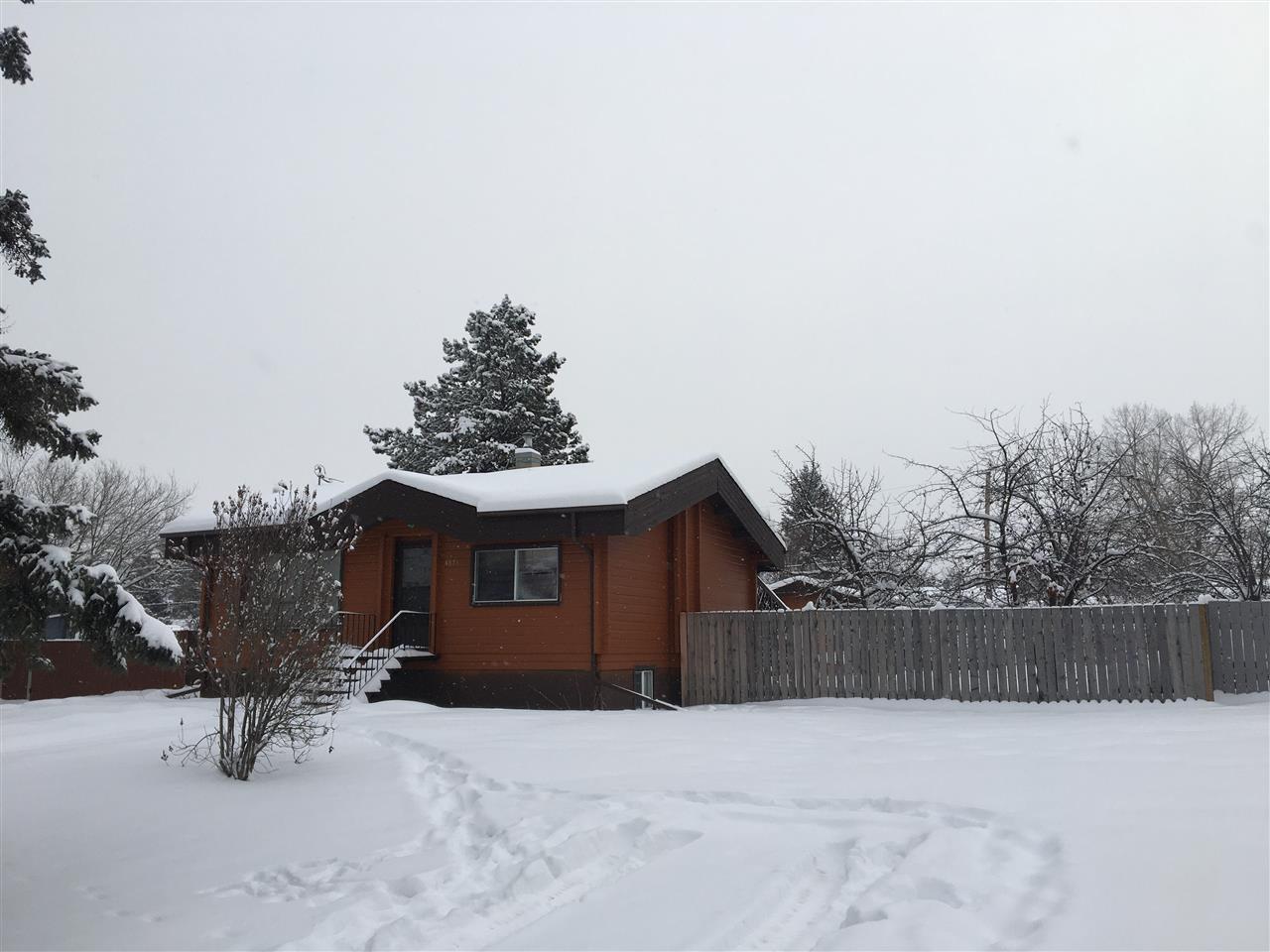 Main Photo: 4871 54 Avenue: Drayton Valley House for sale : MLS®# E4182229
