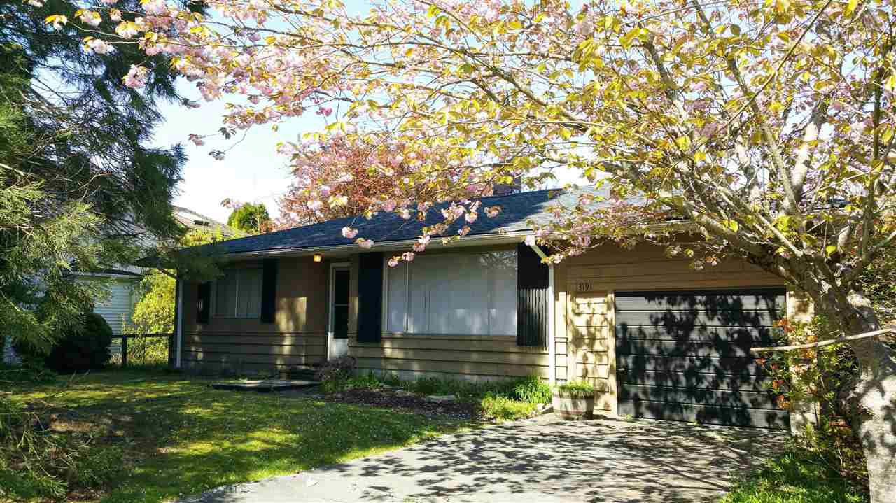 Main Photo: 13191 15 Avenue in Surrey: Crescent Bch Ocean Pk. House for sale (South Surrey White Rock)  : MLS®# R2428821