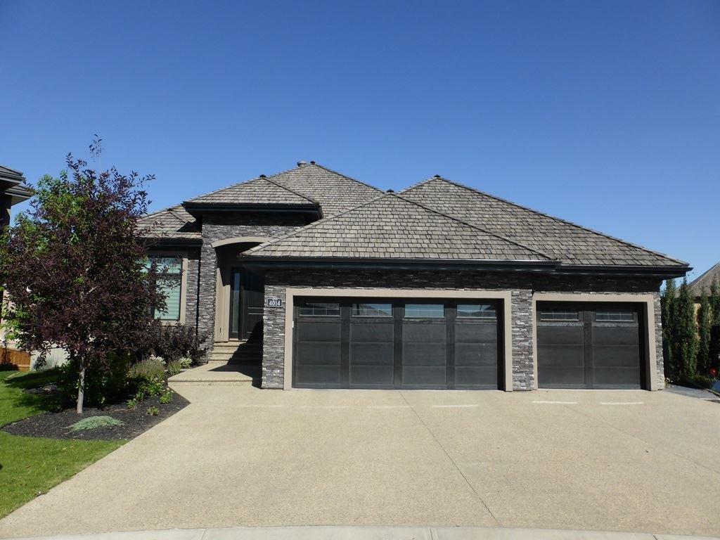 Main Photo: 4014 WESTCLIFF Place SW in Edmonton: Zone 56 House for sale : MLS®# E4185992