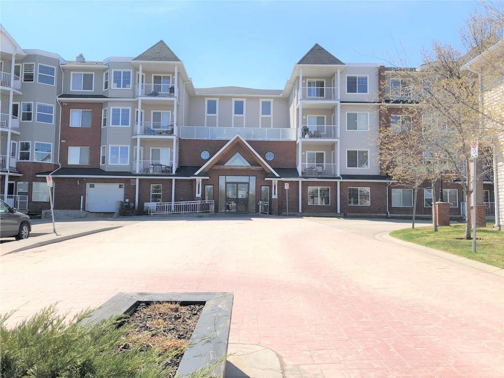 Main Photo: 403 8 PRESTWICK POND Terrace SE in Calgary: McKenzie Towne Apartment for sale : MLS®# A1011311
