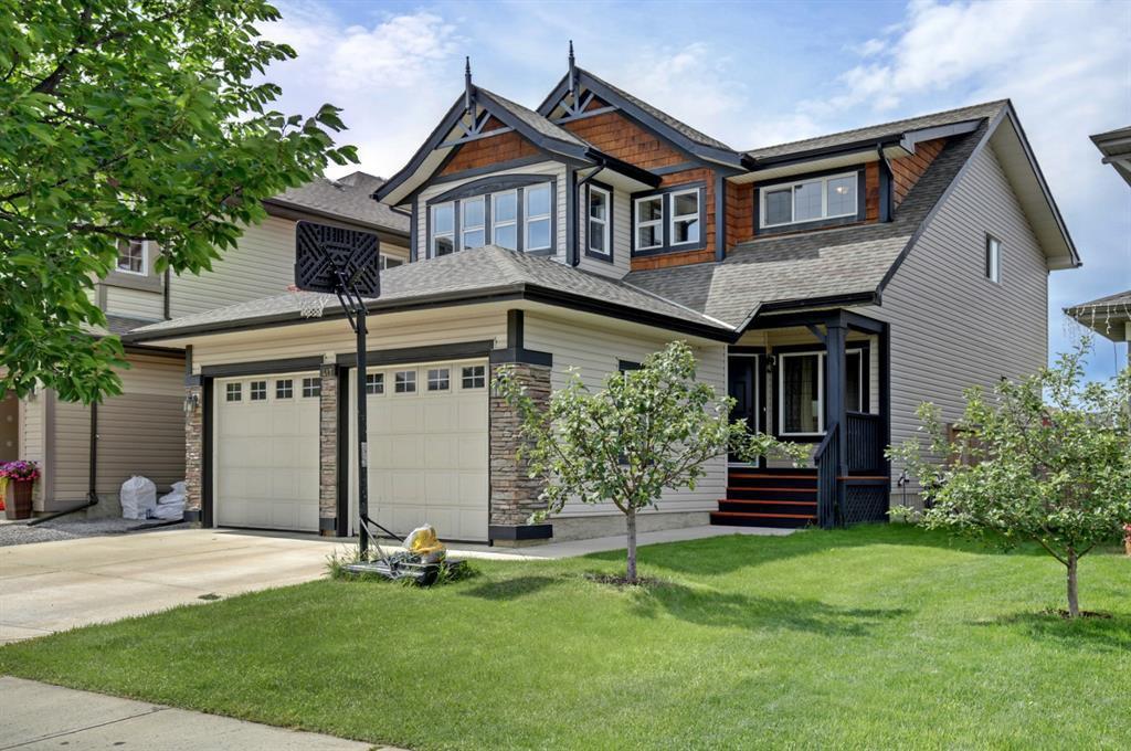 Main Photo: 413 AUBURN BAY Boulevard SE in Calgary: Auburn Bay Detached for sale : MLS®# A1015567