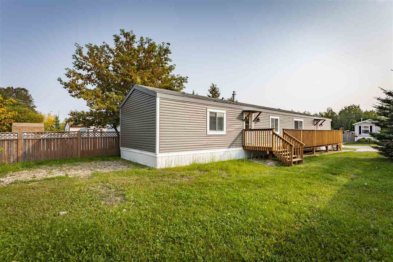 Main Photo: 2942 Lakewood Drive in Edmonton: Zone 59 Mobile for sale : MLS®# E4209784