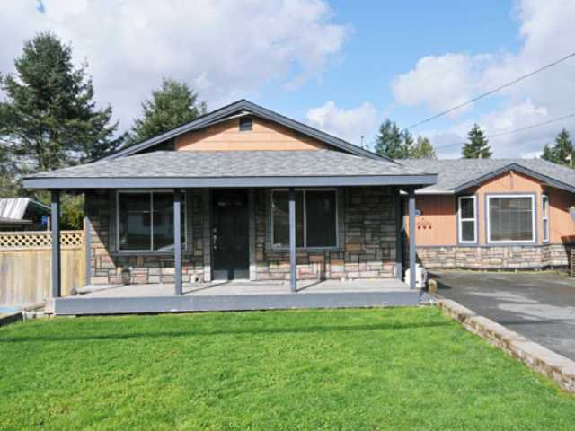 Main Photo: 21411 121ST Avenue in Maple Ridge: West Central House for sale : MLS®# V814082