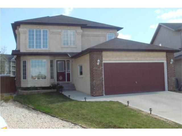 Main Photo: 51 Cedarcroft Place in WINNIPEG: St Vital Residential for sale (South East Winnipeg)  : MLS®# 1008660