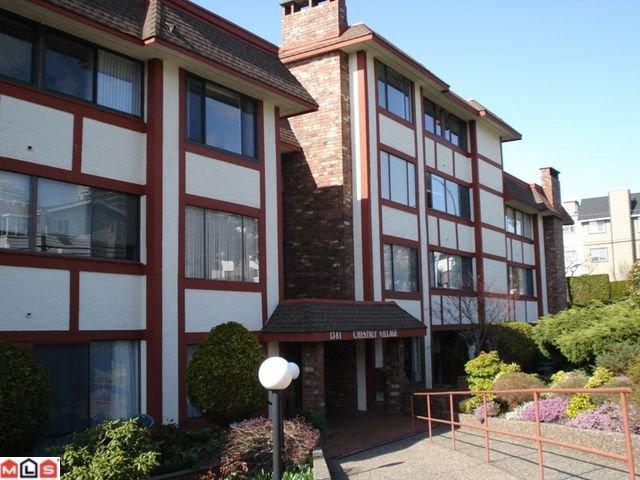 "Main Photo: 208 1381 MARTIN Street: White Rock Condo for sale in ""Chestnut Village"" (South Surrey White Rock)  : MLS®# F1019672"
