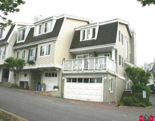 "Main Photo: 46 8890 WALNUT GROVE DR in Langley: Walnut Grove Townhouse for sale in ""HIGHLAND RIDGE"" : MLS®# F2510908"