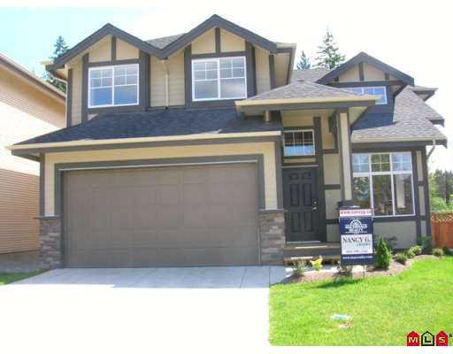 "Main Photo: 21770 95A AV in Langley: Walnut Grove House for sale in ""Redwood Grove"" : MLS®# F2610886"