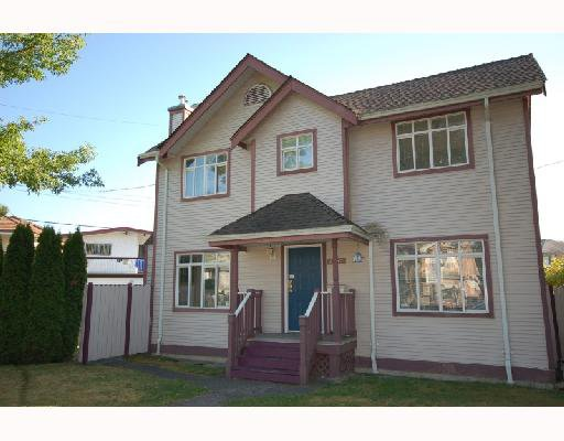 Main Photo: 2252 E 30TH Avenue in Vancouver: Victoria VE House for sale (Vancouver East)  : MLS®# V719132