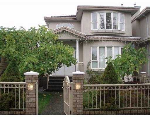 "Main Photo: 6385 BRUCE Street in Vancouver: Killarney VE House for sale in ""KILLARNEY"" (Vancouver East)  : MLS®# V738366"
