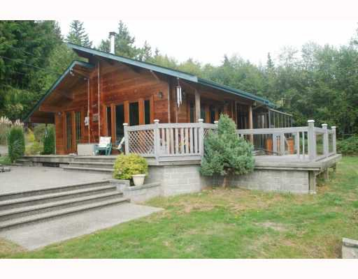 Photo 1: Photos: 980 JOE Road in Roberts_Creek: Roberts Creek House for sale (Sunshine Coast)  : MLS®# V749561