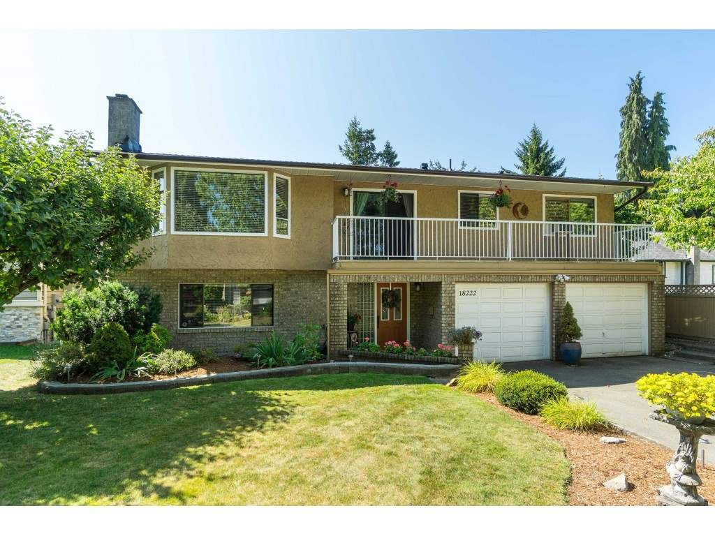 Main Photo: 18222 58B Avenue in Surrey: Cloverdale BC House for sale (Cloverdale)  : MLS®# R2395473