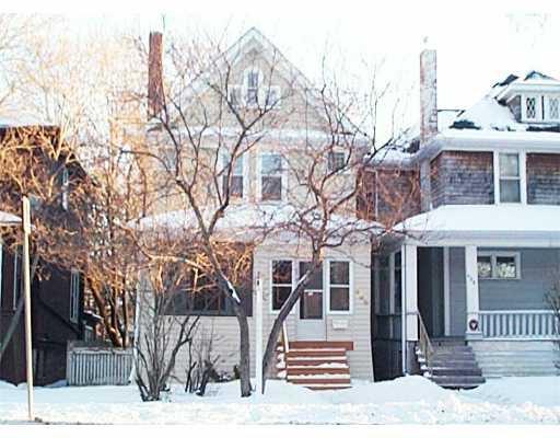 Main Photo: 486 JUBILEE Avenue in WINNIPEG: Fort Rouge / Crescentwood / Riverview Residential for sale (South Winnipeg)  : MLS®# 2301052