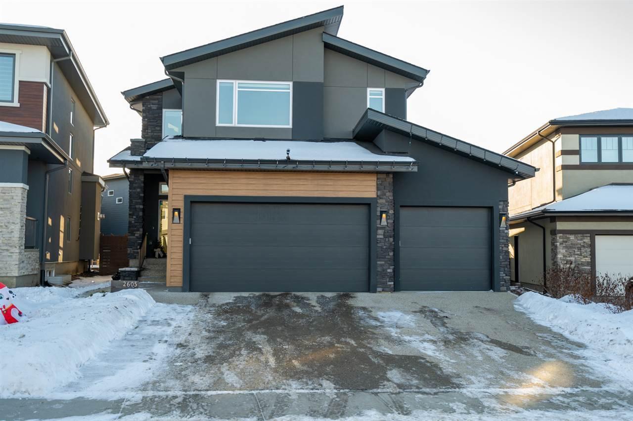 Main Photo: 2605 WHEATON Close in Edmonton: Zone 56 House for sale : MLS®# E4183433