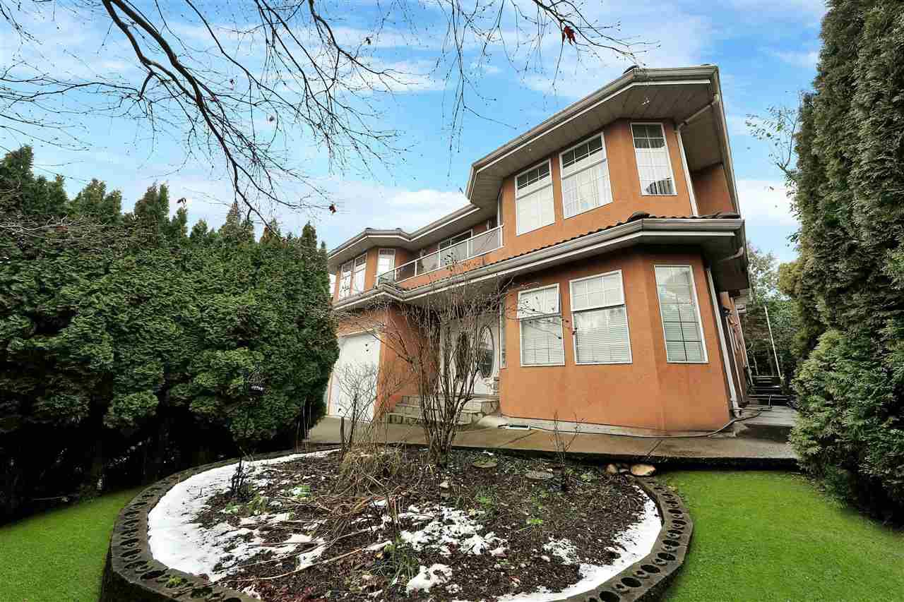 Main Photo: 2015 SEVENTH Avenue in New Westminster: Connaught Heights House for sale : MLS®# R2434756