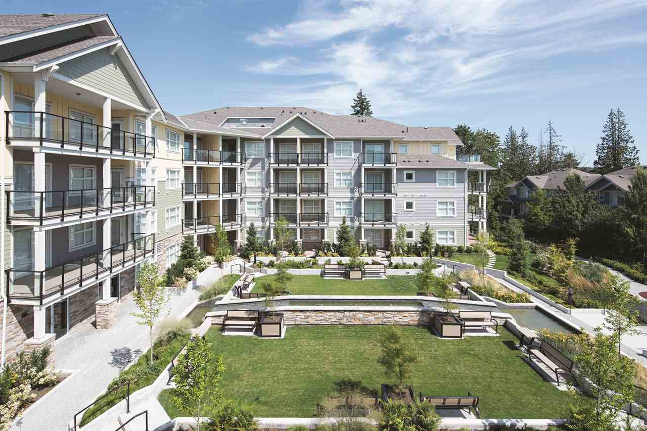 """Main Photo: 409 5020 221A Street in Langley: Murrayville Condo for sale in """"Murrayville House"""" : MLS®# R2450906"""